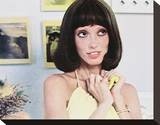 Shelley Duvall Stretched Canvas Print