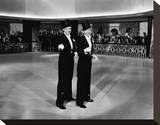 Broadway Melody of 1940 Stretched Canvas Print