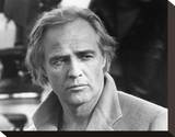 Marlon Brando - Ultimo tango a Parigi Stretched Canvas Print
