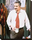 Hal Linden Stretched Canvas Print