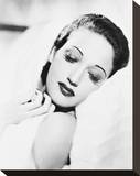 Dorothy Lamour Stretched Canvas Print