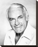 Ted Knight, Too Close for Comfort (1980) Stretched Canvas Print