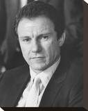 Harvey Keitel Stretched Canvas Print