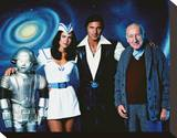Buck Rogers in the 25th Century Stretched Canvas Print