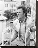 Clint Eastwood, Magnum Force (1973) Stretched Canvas Print