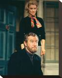 The Ghost & Mrs. Muir Stretched Canvas Print