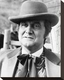 Patrick Macnee Stretched Canvas Print