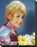 Shirley Jones, The Partridge Family Stretched Canvas Print