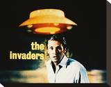 Roy Thinnes, The Invaders Stretched Canvas Print