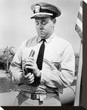 Tim Conway, McHale's Navy (1962) Stretched Canvas Print