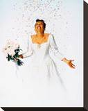 Toni Collette, Muriel's Wedding (1994) Stretched Canvas Print