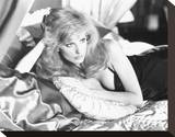 Morgan Fairchild Stretched Canvas Print