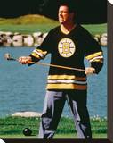 Adam Sandler - Happy Gilmore Stretched Canvas Print