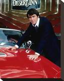 Robert Urich, Spenser: For Hire (1985) Stretched Canvas Print