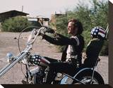 Peter Fonda, Easy Rider (1969) Stretched Canvas Print