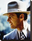 Jack Nicholson, Chinatown (1974) Stretched Canvas Print