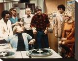 WKRP in Cincinnati (1978) Stretched Canvas Print
