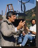 Alan Alda, M*A*S*H (1972) Stretched Canvas Print
