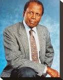 Sidney Poitier, To Sir, with Love II (1996) Stretched Canvas Print