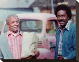 Sanford and Son (1972) Stretched Canvas Print