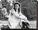 Jenny Agutter, The Railway Children (1970) Stretched Canvas Print