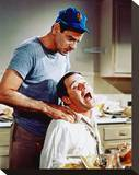 Jack Lemmon, The Odd Couple (1968) Stretched Canvas Print