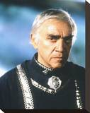 Lorne Greene, Battlestar Galactica (1978) Stretched Canvas Print