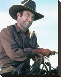 James Caan, El Dorado (1966) Stretched Canvas Print
