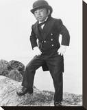 Hervé Villechaize, Fantasy Island Stretched Canvas Print