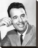 Tennessee Ernie Ford Stretched Canvas Print