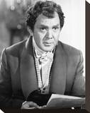 Thomas Mitchell Stretched Canvas Print