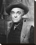 John McIntire Stretched Canvas Print