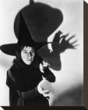 Margaret Hamilton, The Wizard of Oz (1939) Stretched Canvas Print