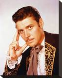 Guy Williams, Zorro Stretched Canvas Print