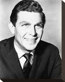 Andy Griffith, The Andy Griffith Show (1960) Stretched Canvas Print