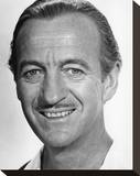 David Niven, Casino Royale (1966) Stretched Canvas Print
