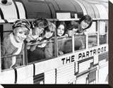 The Partridge Family (1970) Stretched Canvas Print