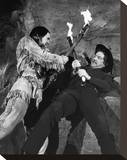 Richard Boone, Have Gun - Will Travel (1957) Stretched Canvas Print