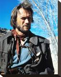 Clint Eastwood, The Outlaw Josey Wales (1976) Stretched Canvas Print