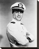Tony Curtis, Operation Petticoat (1959) Stretched Canvas Print