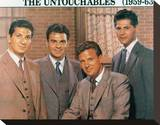 The Untouchables (1959) Stretched Canvas Print