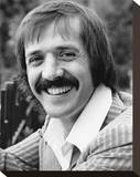 Sonny Bono Stretched Canvas Print