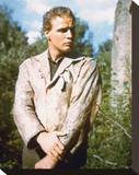 Marlon Brando Stretched Canvas Print