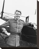 James Fox Stretched Canvas Print