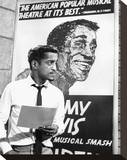 Sammy Davis Jr., The Patty Duke Show (1963) Stretched Canvas Print
