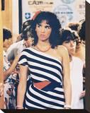 Isabelle Adjani, L'été meurtrier (1983) Stretched Canvas Print