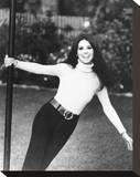 Marlo Thomas, That Girl (1966) Stretched Canvas Print