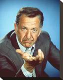 Jack Klugman, Quincy Stretched Canvas Print