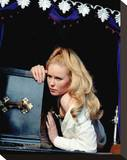 Veronica Carlson, Frankenstein Must Be Destroyed (1969) Stretched Canvas Print