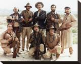 The Wild Bunch (1969) Stretched Canvas Print
